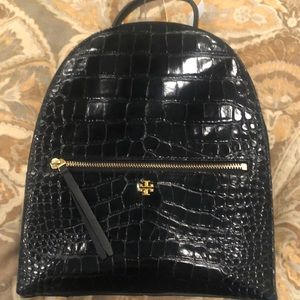 Tory Burch Leather Backpack NWT